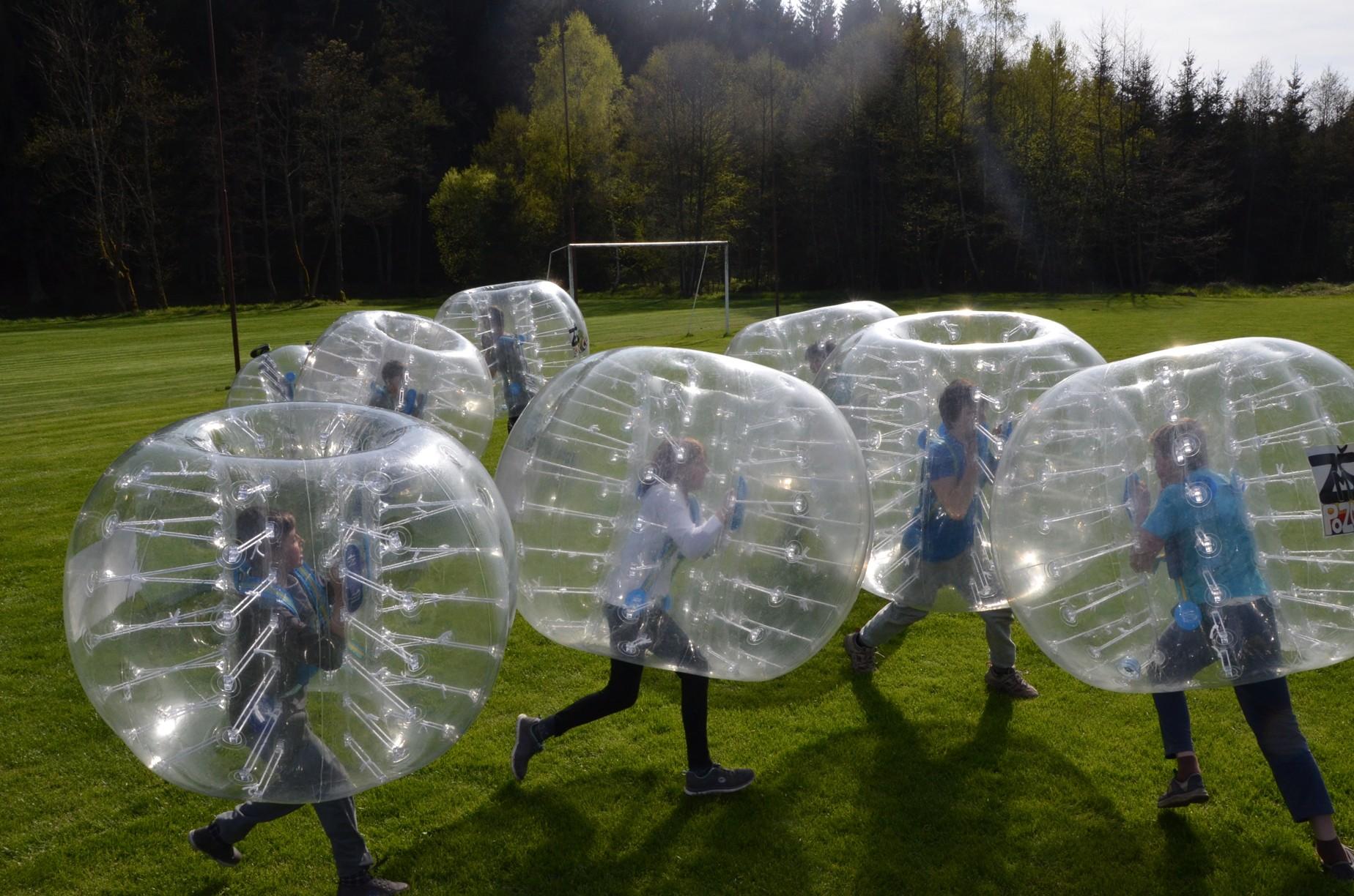 Bubble aktivity